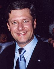 Honourable Stephen Harper Prime Minister is expected to make 2 announcements between August 26, to August 29, 2008 while visiting Inuvik. This image is a file photo Image: SFont.