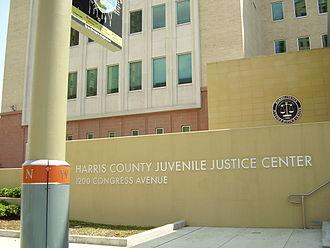 American juvenile justice system - Harris County Juvenile Justice Center