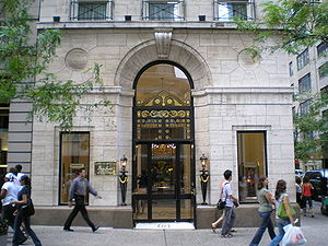 Harry Winston - Harry Winston Jewelers, Fifth Avenue, Manhattan