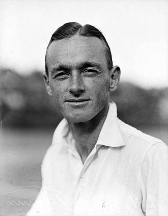Harry Hopman - Image: Harry Hopman c 1930