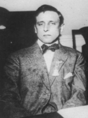 Harry Pulliam - Harry Clay Pulliam, January 1909.