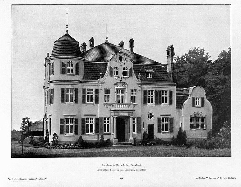 datei haus in hochdahl bei d sseldorf architekten kayser von groszheim d. Black Bedroom Furniture Sets. Home Design Ideas