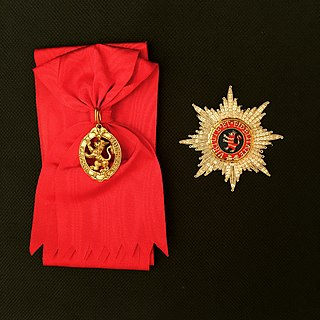 House Order of the Golden Lion (Hesse)