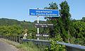 Hautes-Pyrénées Panneaux département, Adour et Corps-Franc Pommiès 49e RI.JPG