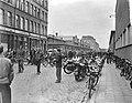Havenstaking Antwerpen, stakers bij Kemperse dok, Bestanddeelnr 907-2110.jpg