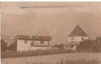 Karel Havlíček Borovský - House in Brixen where Havlíček was interned (1851-1855)