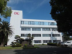 Headquarters of OSG Corp. in Toyokawa (2012.08.13) 1.jpg