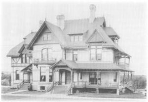 Hearthstone Historic House Museum - Hearthstone in 1887