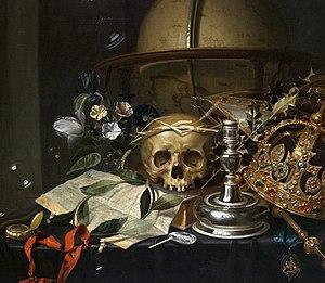 Hendrick Andriessen - Vanitas, ca. 1650