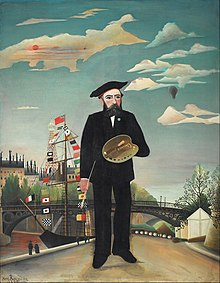 Henri Rousseau - Myself- Portrait – Landscape - Google Art Project.jpg