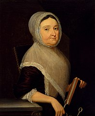 Portrait of Mrs. Mary Cuthbert
