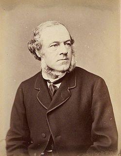 Henry Bruce, 1st Baron Aberdare British politician