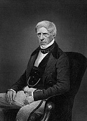 Carolines Verteidiger Henry Brougham (in späteren Lebensjahren) (Quelle: Wikimedia)