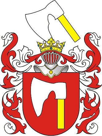 Jerzy Ossoliński - Image: Herb Topor