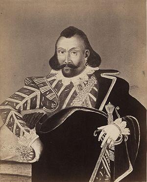 Casimir VI, Duke of Pomerania - Image: Herzog Kasimir