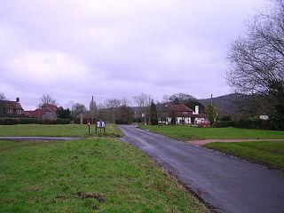 Heyshott village in the United Kingdom