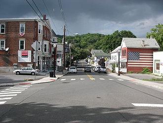 High Bridge, New Jersey - Main Street, 2012