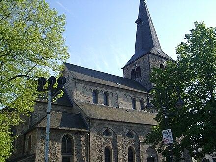 friedenskirche hilden