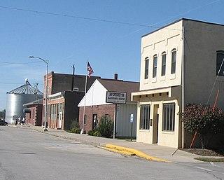 Hills, Iowa City in Iowa, United States
