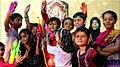 Hindus Children Pakistan Holi.jpg