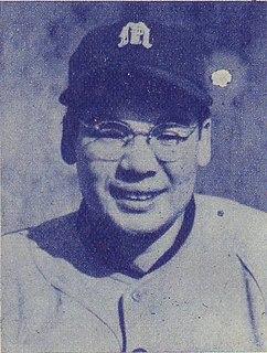 Hiroshi Arakawa Japanese baseball player