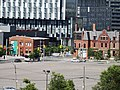 Historic buildings flank the entrance to the Canary District, 2016 07 18 (2).JPG - panoramio.jpg