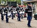 Historisch Tamboerkorps Koninklijke Marechaussee - Coolsingel-Doelwater - Rotterdam (21086560333).jpg