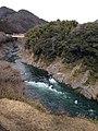 Hisuikyo Valley near Hichiso Precambrian Museum 2.jpg