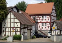 Raingartenstraße in Schöllkrippen