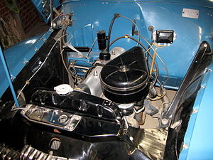 Holden straight-six motor - Image: Holden 48 215 1948 03