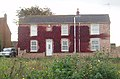 Holly End, a house emblazoned with Virginia creeper. - geograph.org.uk - 70413.jpg