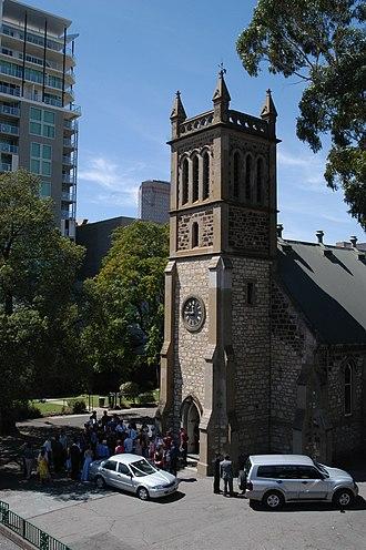 Holy Trinity Church, Adelaide - Holy Trinity Church