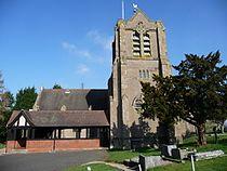 Holy Trinity and St Mary's church, Dodford.jpg