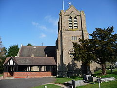 Holy Trinity and St Mary's church, Dodford.jpg