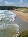Holywell Bay Beach - panoramio.jpg