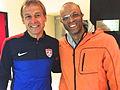 Homayun Gharavi and Jürgen Klinsmann.JPG