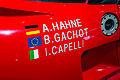 Honda NSX Le Mans (GT1) drivers names Honda Collection Hall.jpg