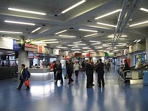 Hong Kong–Macau Ferry Terminal - Ferry Terminal Concourse