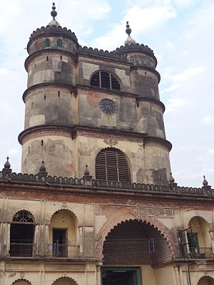 Hooghly Imambara - Image: Hooghly Imambara Tower