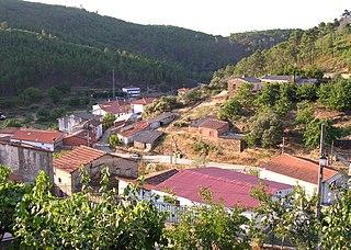 Pinofranqueado,  Estremadura, Spanien