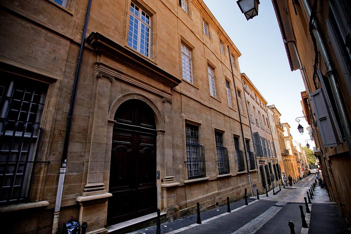 Sextius d 39 arlatan de montaud wikip dia - Rue kennedy salon de provence ...