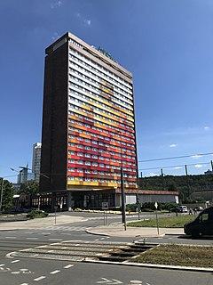 Hotel Olympik Hotel in Prague, Czech