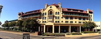 Hotel Stockton - Image: Hotel Stockton Stockton, CA