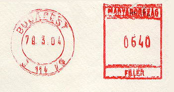 Hungary stamp type BA14.jpg