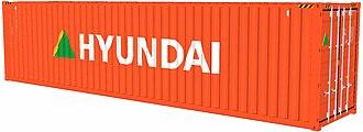 Hyundai Merchant Marine - Image: Hyundai container
