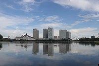 Skyline of ရန်ကင်း မြို့နယ်