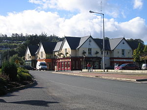English: The Village of Ashford in County Wicklow