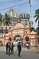 ISKCON Campus Main Gate - Bhaktisiddhanta Saraswati Marg - Mayapur - Nadia 2017-08-15 2167.JPG