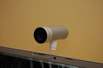 ISight - Apple iSight webcam