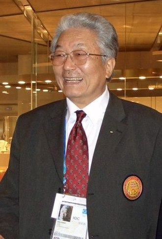Chang Ung - Image: ITF President